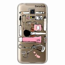 Capa para Galaxy S5 Make Up - Quero case