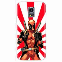 Capa para Galaxy S5 Mini Deadpool 02 - Quero case