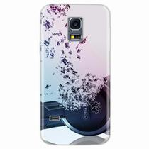 Capa para Galaxy S5 Mini Headphone 02 - Quero case