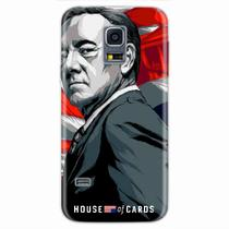 Capa para Galaxy S5 Mini House Of Cards Frank Underwood - Quero case