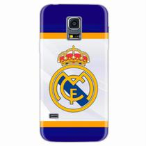 Capa para Galaxy S5 Mini Real Madrid 02 - Quero case