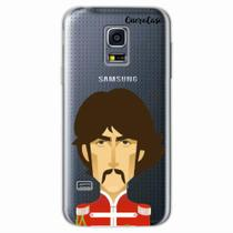 Capa para Galaxy S5 Mini The Beatles George Harrison - Quero case