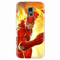 Capa para Galaxy S5 Mini The Flash 01 - Quero case