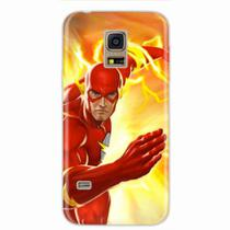 Capa para Galaxy S5 The Flash 01 - Quero case
