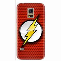 Capa para Galaxy S5 The Flash 04 - Quero case