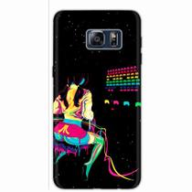 Capa para Galaxy S6 Atari Space Invaders - Quero case