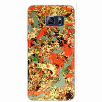 Capa para Galaxy S6 Edge Abstract Painting 02 - Quero case