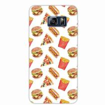 Capa para Galaxy S6 Edge Plus Fast Food 03 - Quero case