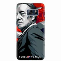 Capa para Galaxy S6 Edge Plus House Of Cards Frank Underwood