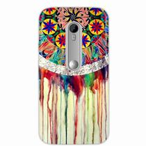 Capa para Galaxy S6 Edge Plus Mandala Aquarela 02 - Quero case