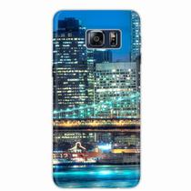Capa para Galaxy S6 Edge Plus New York 01 - Quero case