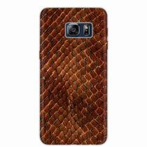 Capa para Galaxy S6 Edge Plus Snake Pattern - Quero case