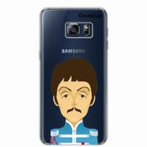 Capa para Galaxy S6 Edge Plus The Beatles Paul McCartney - Quero case