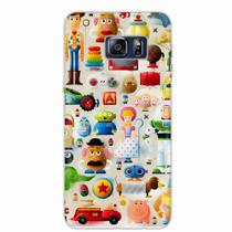 Capa para Galaxy S6 Edge Plus Toy Story 01 - Quero case