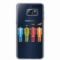 Capa para Galaxy S6 Edge The Beatles Sgt. Peppers - Quero case