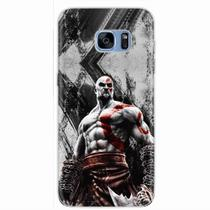Capa para Galaxy S7 Edge God of War Kratos 02 - Quero case