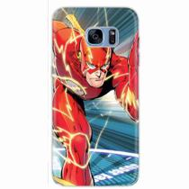 Capa para Galaxy S7 Edge The Flash 03 - Quero case