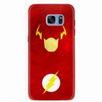 Capa para Galaxy S7 Edge The Flash 05 - Quero case