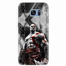 Capa para Galaxy S7 God of War Kratos 02 - Quero case