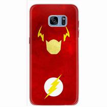 Capa para Galaxy S7 The Flash 05 - Quero case