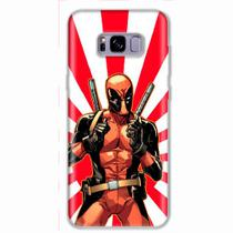 Capa para Galaxy S8 Plus Deadpool 02 - Quero case
