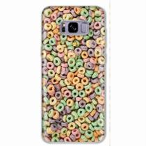 Capa para Galaxy S8 Plus Froot Loops - Quero case