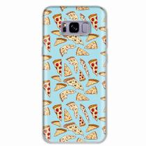 Capa para Galaxy S8 Plus Pizza 02