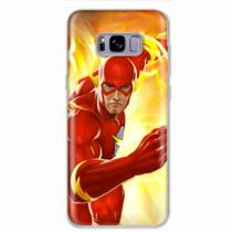 Capa para Galaxy S8 Plus The Flash 01