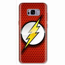Capa para Galaxy S8 Plus The Flash 04