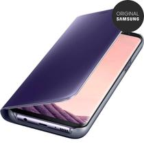 Capa Para Galaxy S8+ Samsung Clear View Standing Cover Ametista