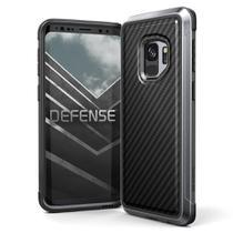 Capa para Galaxy S9 X-Doria Original Defense Lux Fibra de Carbono -