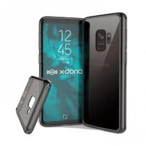 Capa para Galaxy S9 X-Doria Transparente Clearvue Smoke -