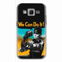 Capa para Galaxy Win 2 Duos TV We Can Do It! 01 - Quero case