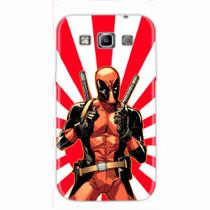 Capa para Galaxy Win Duos TV Deadpool 02 - Quero case