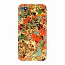 Capa para iPhone 4/4S Abstract Painting 02 - Quero case
