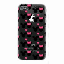 Capa para iPhone 4/4S Mickey e Minnie 05 - Quero case
