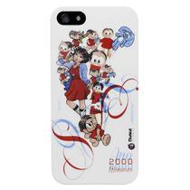 Capa para iPhone 4/4s Turma da Mônica 50 anos Mônicas com película protetora - Iwill