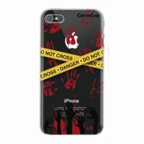 Capa para iPhone 4/4S Walking Dead - Apocalipse Zumbi - Quero case