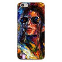 Capa para iPhone 4 e 4S - Arte  Michael Jackson - Mycase