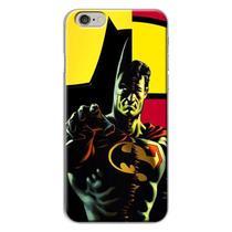 Capa para iPhone 4 e 4S - Batman vs Superman 3 - Mycase