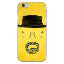 Capa para iPhone 4 e 4S - Breaking Bad  Heisenberg - Mycase