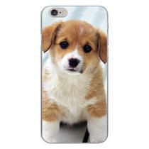 Capa para iPhone 4 e 4S - Cachorrinho - Mycase