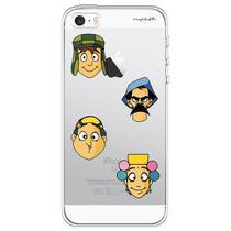Capa para iPhone 4 e 4S - Chaves Turma - Mycase