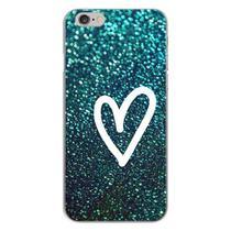 Capa para iPhone 4 e 4S - Coração - Mycase