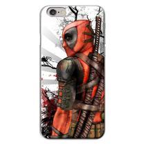 Capa para iPhone 4 e 4S - Deadpool 3 - Mycase