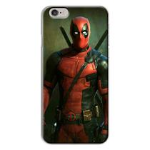 Capa para iPhone 4 e 4S - Deadpool 6 - Mycase