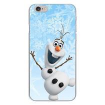 Capa para iPhone 4 e 4S - Frozen  Olaf 2 - Mycase