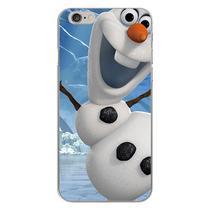 Capa para iPhone 4 e 4S - Frozen Olaf - Mycase