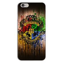 Capa para iPhone 4 e 4S - Harry Potter Hogwarts - Mycase