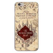Capa para iPhone 4 e 4S - Harry Potter  Mapa do Maroto 1 - Mycase